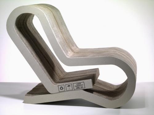 Henry-Pilcher-Cardboard-Furniture