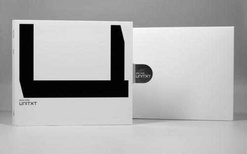Carsten Nicolai: Alva Noto — Unitxt