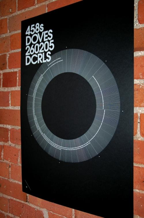 Chris Killeen: 458s Poster