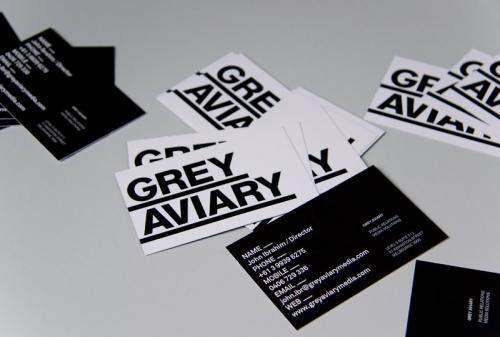 Co-Op: Grey Aviary