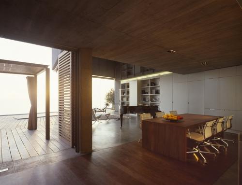 Corona Y P. Amaral: House At Jardin Del Sol