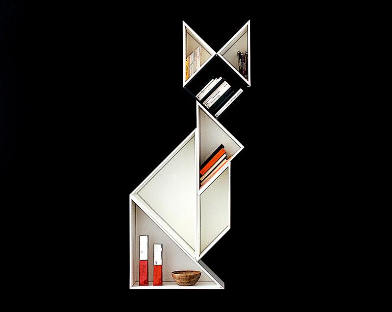 Daniele lago tangram sgustok design for Daniele lago