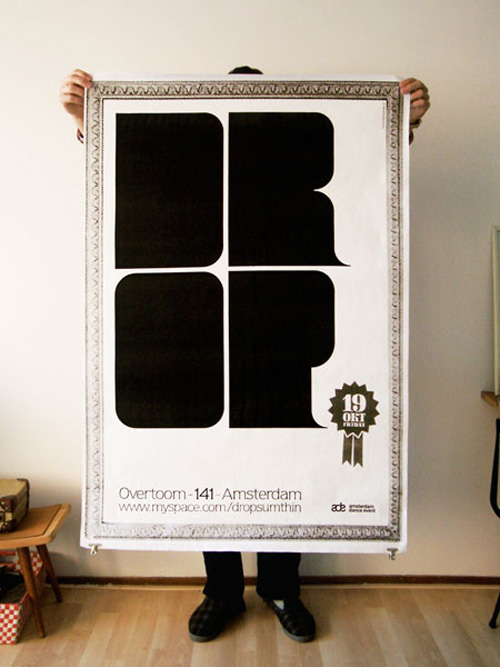 Jonathan Looman: Drop 1 Poster