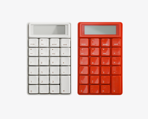 Industrial Facility: Ten Key Calculator
