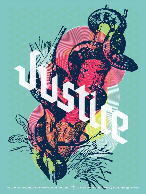 Ben Barry: Justice