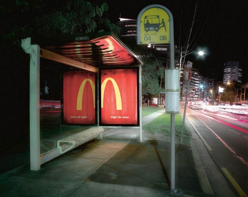 DDB: McDonald's — Night
