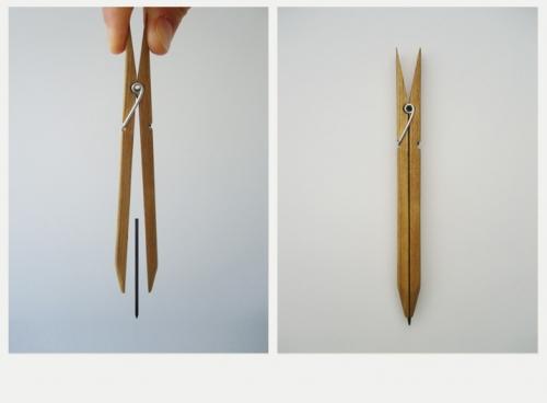 Yuta Watanabe: Peg Pencil