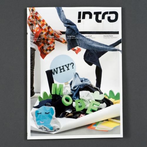Pixelgarten: Intro Magazine