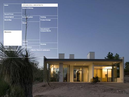 Siesta: Steven Holl Architects / stevenholl.com