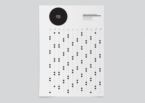 Thomas Williams: 09 Calendar