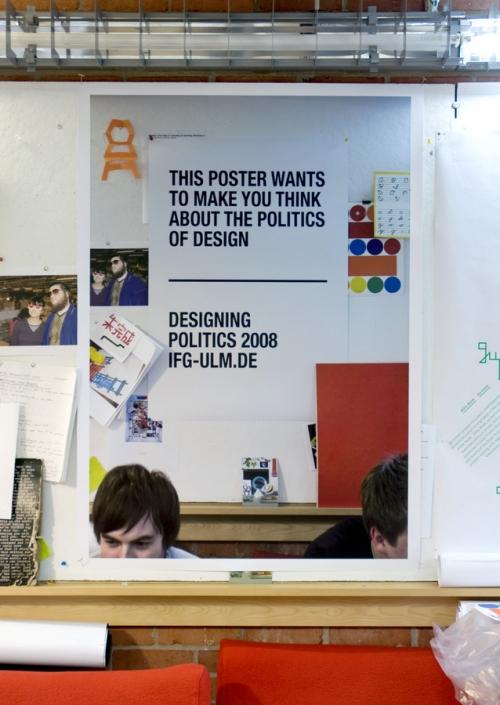 Tomas Celizna: Designing Politics